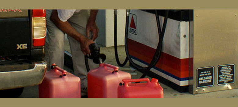 ¿ Por qué cuesta tanto la gasolina ?