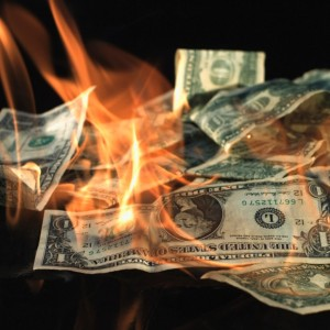 Over 100 Billion Dollars Disappears from U.S. Banks in One Week