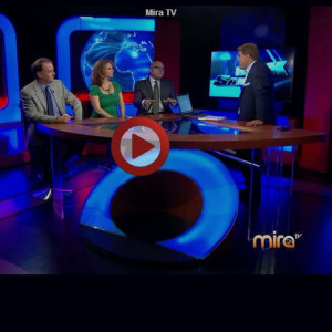 Mike Periu on The Rick Sanchez show