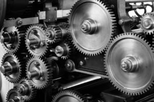 Business Machine Maintenance: Bearing Lubrication