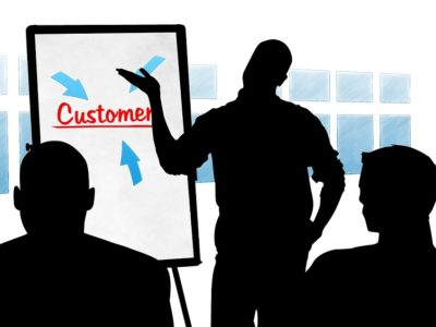 You are nothing without your customers